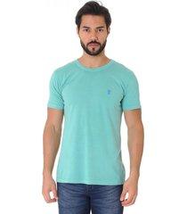 camiseta opera rock t-shirt verde menta stone - verde - masculino - algodã£o - dafiti