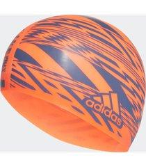 gorro adidas graphic  laranja - laranja - dafiti