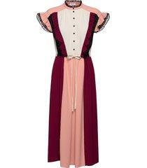 magritte maxiklänning festklänning rosa hofmann copenhagen