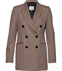 lena blazer blazer kavaj brun second female