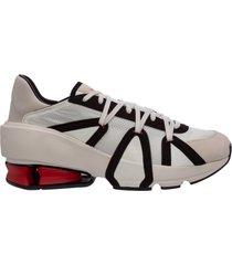 scarpe sneakers uomo in nylon