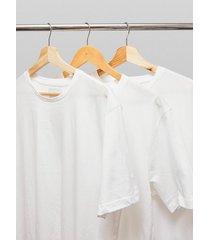 mens 3 white t-shirt multipack*