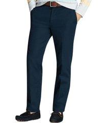 pantalon milano fit supima chinos azul brooks brothers