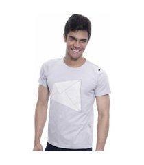 camiseta oitavo ato e-mail masculina