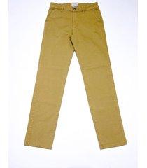 pantalón mostaza prototype frank boys
