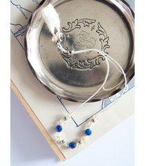 andalucia: bransoletka z cytrynem i kianitem