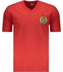camisa hungria 1954 retrô masculina