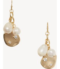 women's cluster earrings gold one size from sole society