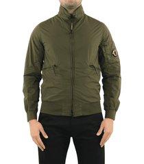 c.p. company dyed bomber jacket