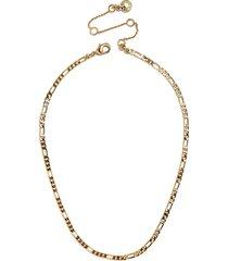 women's baublebar figaro link necklace