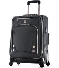"olympia usa denmark 21"" carry-on spinner"