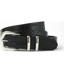 cinturón negro amphora smitty