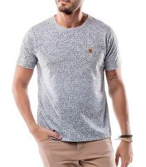camiseta full print no stress mescla - kanui