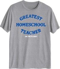 homeschool men's graphic t-shirt