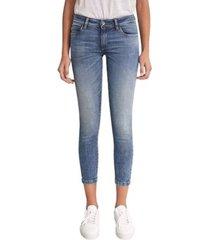 7/8 jeans salsa jean push up wonder capri à clous 124875