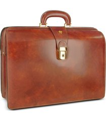 pratesi designer travel bags, men's leather doctor bag briefcase