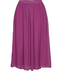 pauline skirt knälång kjol lila lollys laundry