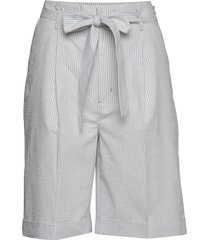 sarlie bermudashorts shorts grå boss