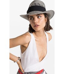 patrizia pepe cappello panama