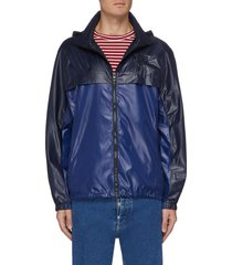 eye/loewe/nature panelled jacket