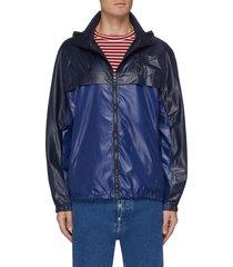 eye/loewe/nature panelled jacket