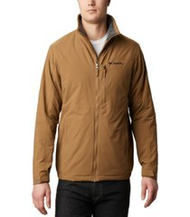 columbia men's big and tall northern utilizer jacket