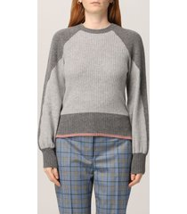 alberta ferretti sweater alberta ferretti sweater in virgin wool and cashmere