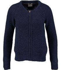 tommy hilfiger blauw vest