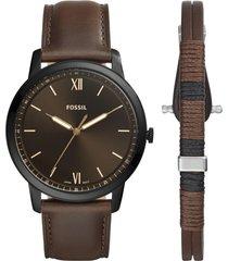 reloj fossil - fs5557set - hombre