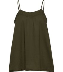 abisha t-shirts & tops sleeveless grön rabens sal r