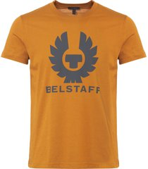 belstaff dark sepia cranstone t-shirt 71140202