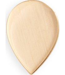 women's bony levy 14k gold teardrop stud earring (nordstrom exclusive)