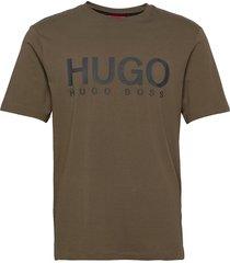 dolive204 t-shirts short-sleeved beige hugo