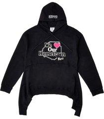 we love our hometown hoodie