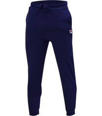 pantalón pantalones largo fila fila hombre flh49-hd010 azul