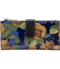 patricia nash nazari leather wallet