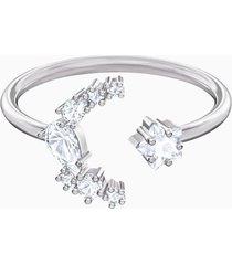 anillo abierto penélope cruz moonsun, blanco, 5508441