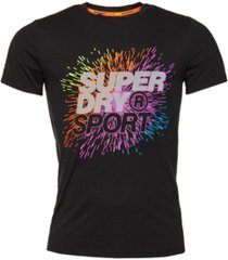 superdry active explosive t-shirt