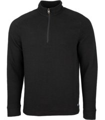 cutter & buck men's big and tall coastal half zip sweatshirt