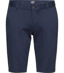 ponte shorts shorts chinos shorts blå denim project