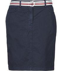 rok tommy hilfiger co tencel rome short skirt