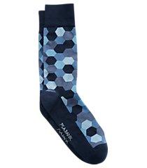 travel tech honeycomb mid-calf socks, 1-pair clearance