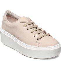 woms lace-up sneakers skor rosa tamaris