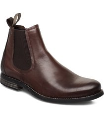 clipper shoes chelsea boots brun sneaky steve