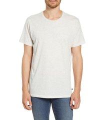 men's bonobos slim fit t-shirt, size xx-large - grey