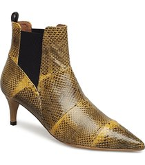 may boot shoes boots ankle boots ankle boots with heel gul by malene birger