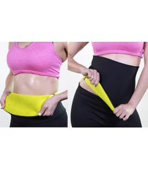 xtreme shaper hot belt + gel(pina) unisex wrap- hot,thermo,sauna slimming shaper