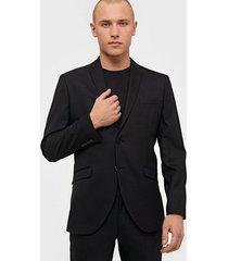 selected homme slhslim-mylostate black blz b noos kavajer & kostymer svart