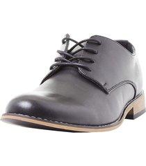 zapato formal negro iii corona