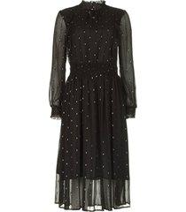 jurk vincuno  zwart